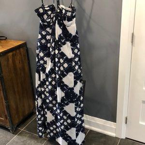 BCBGeneration halter maxi dress